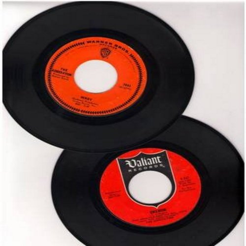 Association - 2 for 1 Special: Windy/Cherish (2 vintage first issue 45rpm records for the price of 1!) - EX8/ - 45 rpm Records