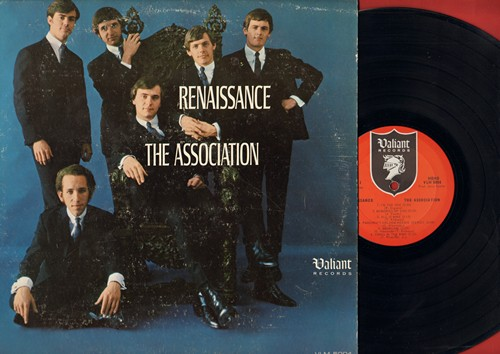 Association - Renaissance: I'm The One, Pandora's Golden Heebie Jeebies, Angeline, Memories Of You, Songs Of The Wind, Looking Glass (Vinyl MONO LP record) - NM9/VG7 - LP Records