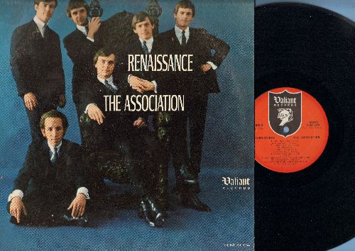 Association - Renaissance: I'm The One, Pandora's Golden Heebie Jeebies, Angeline, Memories Of You, Songs Of The Wind, Looking Glass (Vinyl MONO LP record) - M10/EX8 - LP Records