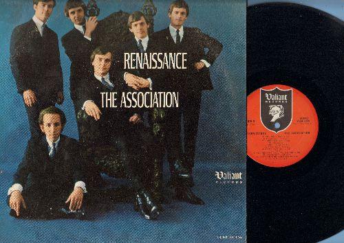Association - Renaissance: I'm The One, Pandora's Golden Heebie Jeebies, Angeline, Memories Of You, Songs Of The Wind, Looking Glass (vinyl MONO LP record) - M10/EX8 - LP Records