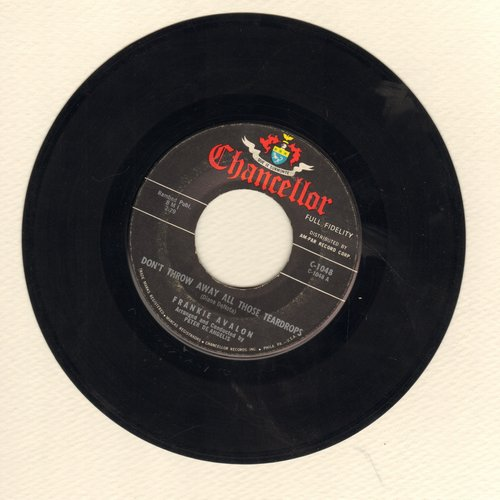 Avalon, Frankie - Don't Let Love Pass Me By/Togetherness  - EX8/ - 45 rpm Records