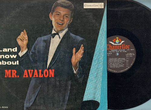 Avalon, Frankie - …And Now About Mr. Avalon: A Lot Of Livin' To Do, Our Love Is Here To Stay, Standing On The Corner (vinyl MONO LP record) - EX8/EX8 - LP Records
