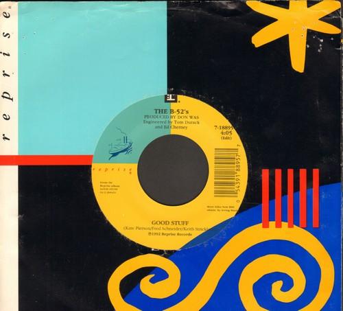 B-52's - Good Stuff/Bad Influence - NM9/ - 45 rpm Records