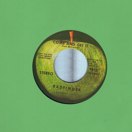 Badfinger - Come And Get It/Rock Of All Ages  - EX8/ - 45 rpm Records