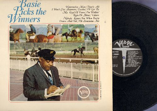 Basie, Count - Basie Picks The Winners: Watermelon Man, That's All, Exodus, Volare, I'm Walkin' (Vinyl MONO LP record) - EX8/NM9 - LP Records