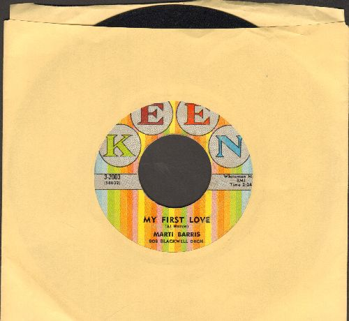 Barris, Marti - My First Love/Scottish Fling  - VG7/ - 45 rpm Records