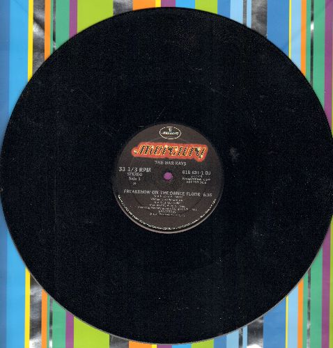 Bar-Kays - Freakshow On The Dance Floor (6:36 Minutes double-A-sided DJ advance pressing, 12 inch Vinyl Maxi Single) - NM9/ - 45 rpm Records