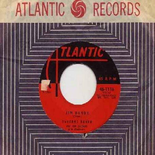 Baker, LaVern - Jim Dandy/Tra La La (with Atlantic company sleeve) - VG7/ - 45 rpm Records