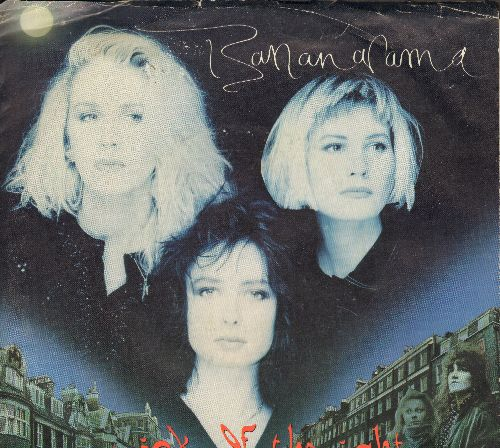Bananarama - A Trick In The Night/Cut Above The Rest (with picture sleeve) - NM9/VG7 - 45 rpm Records