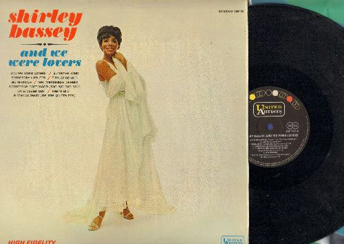 Bassey, Shirley - And We Were Lovers: Summer Wind, Somebody Like Me, It Must Be Him, The Impossible Dream, Big Spender (vinyl STEREO LP record, GERMAN Pressing) - NM9/NM9 - LP Records