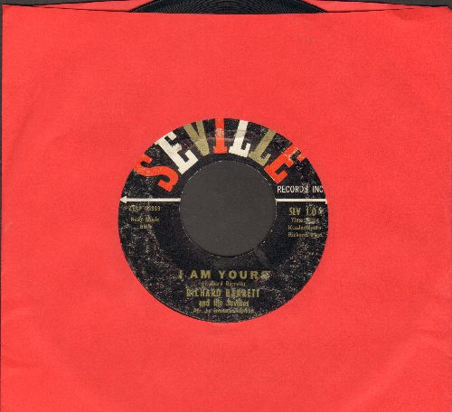 Barrett, Richard - Dream On/I Am Yours - EX8/ - 45 rpm Records