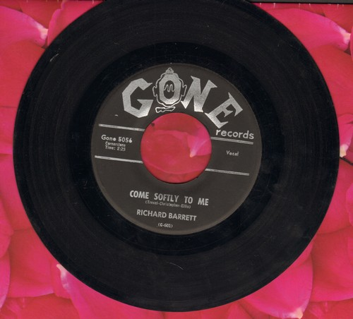 Barrett, Richard  - Come Softly To Me/Walking Through Dreamland  - EX8/ - 45 rpm Records