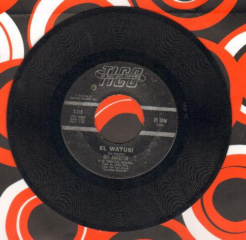 Barretto, Ray - El Watusi/Ritmo Sabroso (bb) - VG7/ - 45 rpm Records