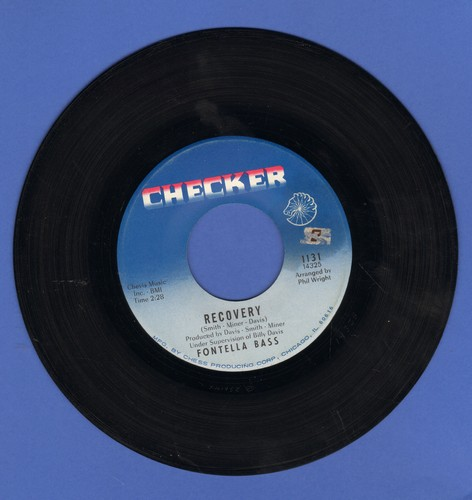 Bass, Fontella - Recovery/Leave It In The Hands Of Love - NM9/ - 45 rpm Records