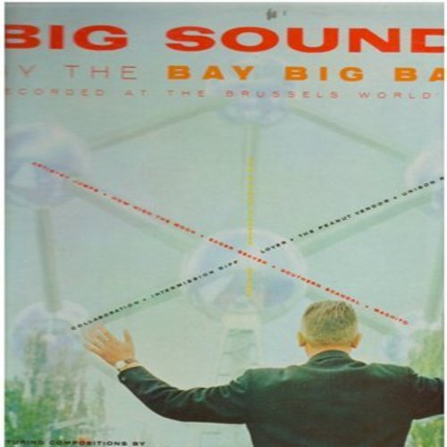 Kenton, Stan, Pete Rugola, others - Big Sounds By The Big Bands: Peanut Vendor, Artistry Jumps, How High The Moon, Machito, Eager Beaver (Vinyl MONO LP record) - NM9/EX8 - LP Records