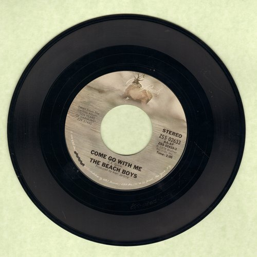 Beach Boys - Come Go With Me/Don't Go Near The Water - EX8/ - 45 rpm Records