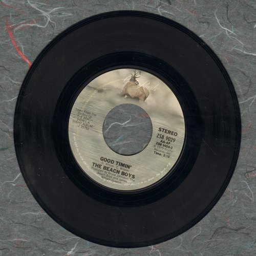 Beach Boys - Good Timin'/Love Surrounds Me - NM9/ - 45 rpm Records