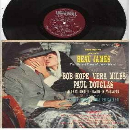 Beau James - Beau James - The Life And Times Of Jimmy Walker (Original Motion Picture Sound Track featuring Walter Winchell & His Orchestra, vinyl MONO LP record) - EX8/VG6 - LP Records