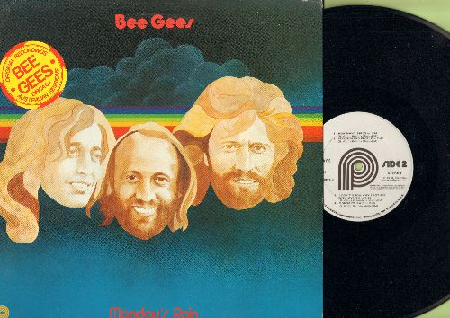 Bee Gees - Monday's Rain: Spicks And Specks, How Many Birds, Glass House, Where Are You (Vinyl STEREO LP record, 1978 issue of vintage recordings) - M10/EX8 - LP Records