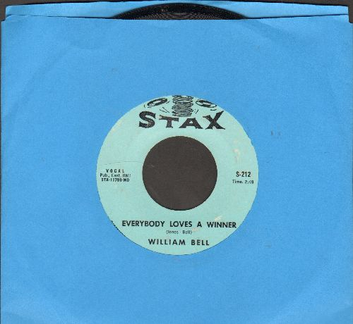 Bell, William - Everybody Loves A Winner/You're Such A Sweet Thang - NM9/ - 45 rpm Records