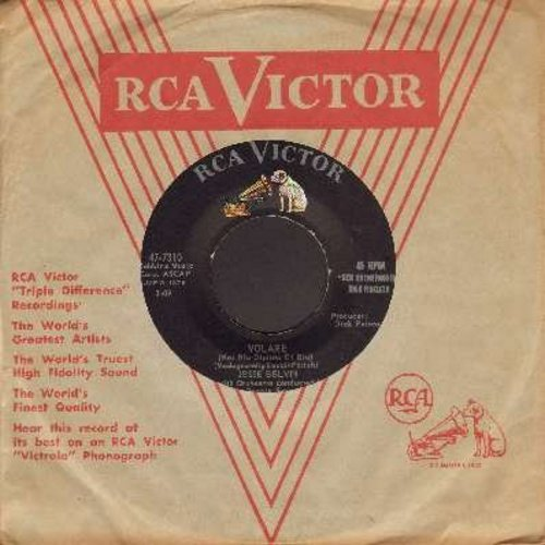 Belvin, Jesse - Volare (Nel Blu Dipinto Di Blu)/Ever Since We Met (with vintage RCA comapny sleeve) - EX8/ - 45 rpm Records