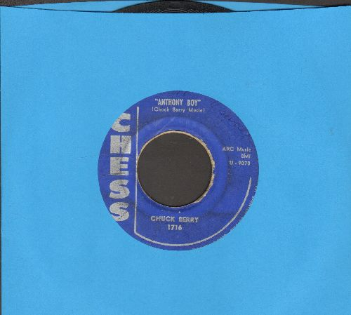 Berry, Chuck - Anthony Boy/That's My Desire - VG6/ - 45 rpm Records