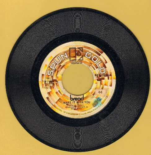 Bread - Make It With You/It Don't Matter Anymore (double-hit re-issue) - EX8/ - 45 rpm Records