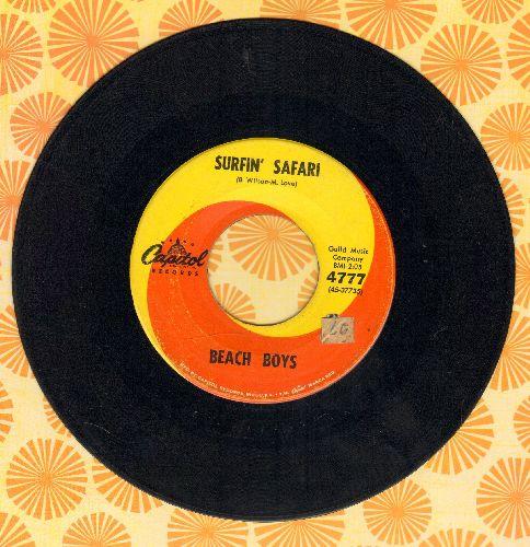 Beach Boys - Surfin' Safari/409 (sol) - VG7/ - 45 rpm Records