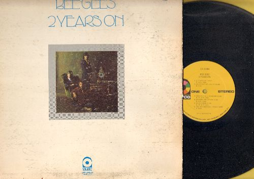 Bee Gees - 2 Years On: Lonely Days, Alone Again, Lay It On Me, Man For All Seasons (vinyl STEREO LP record, gate-fold cover) - EX8/VG6 - LP Records