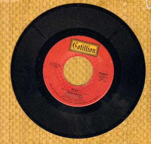 Benton, Brook - My Way/A Little Bit Of Soul - EX8/ - 45 rpm Records