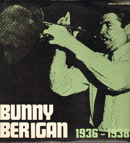 Berigan, Bunny - Bunny Berigan 1936-1938: Sing You Sinners, Frankie And Johnny, Devil's Holiday, Black Bottom (vinyl LP record, DANISH re-issue of vintage Jazz recordings) - NM9/EX8 - LP Records