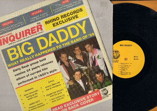 Big Daddy - Big Daddy - What Really Happened To The Band Of '59 (Vinyl LP record) - NM9/VG7 - LP Records