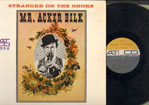 Bilk, Mr. Acker - Stranger On The Shore: Sentimental Journey, Greensleeves, Deep Purple, Cielito Lindo, Carolina Moon (Vinyl MONO LP record) - EX8/NM9 - LP Records
