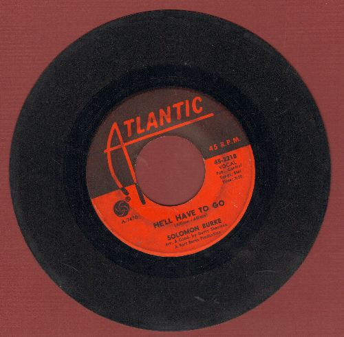 Burke, Solomon - He'll Have To Go/Rockin' Soul - VG7/ - 45 rpm Records
