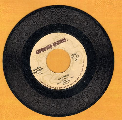 Bishop, Elvin - It's A Feelin'/Right Now Is The Hour - NM9/ - 45 rpm Records