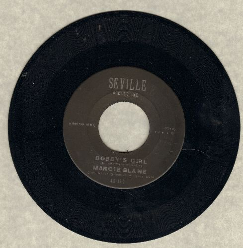 Blane, Marcie - Bobby's Girl/A Time To Dream (early re-issue in MINT condition!) - M10/ - 45 rpm Records