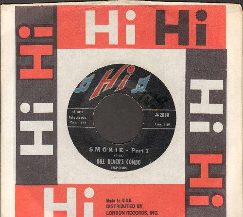 Black, Bill Combo - Smokie (parts 1 + 2)(with Hi company sleeve) - NM9/ - 45 rpm Records