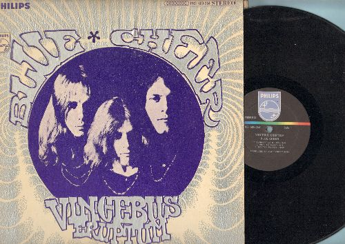 Blue Cheer - Vincebus Eruption: Summertime Blues, Rok Me Baby, Doctor Please, Parchment Farm (vinyl STEREO LP record) - EX8/VG7 - LP Records