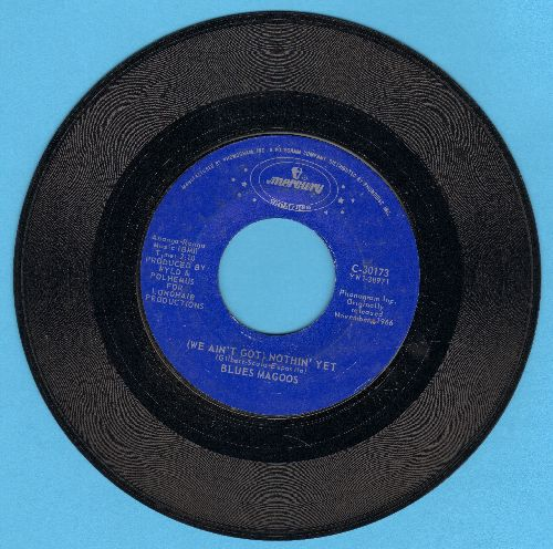 Blues Magoos - We Ain't Got Nothin' Yet/Summertime Blues (double-hit re-issue) - EX8/ - 45 rpm Records