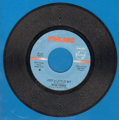 Blue Cheer - Just A Little Bit/Gypsy Ball (bb) - VG7/ - 45 rpm Records