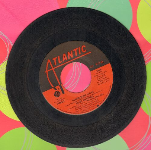 Blues Brothers - Gimme Some Lovin'/She Caught The Katy  - VG7/ - 45 rpm Records