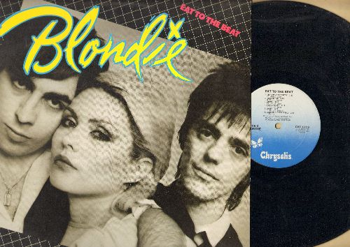 Blondie - Eat To The Beat: Dreaming, Atomic, Die Young Stay Pretty, Victor (vinyl LP record) - EX8/EX8 - LP Records