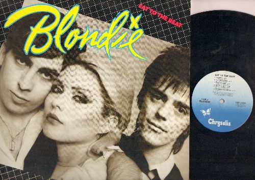 Blondie - Eat To The Beat: Dreaming, Atomic, Die Young Stay Pretty, Union City Blue (vinyl STEREO LP record) - NM9/NM9 - LP Records