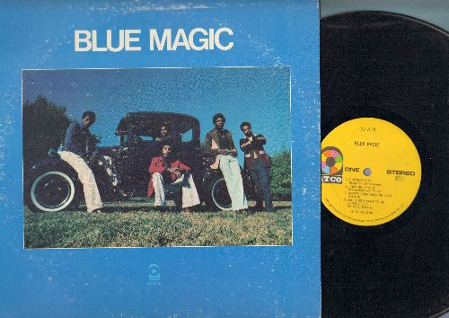 Blue Magic - Blue Magic: Sideshow, Just Don't Want To Be Lonely, Stop To Start, Welcome To The Club, Tear It Down (vinyl STEREO LP record) - VG7/VG7 - LP Records