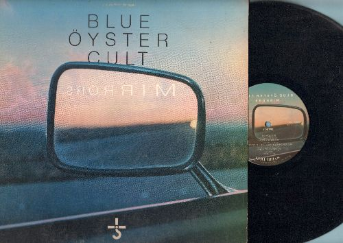 Blue Oyster Cult - Mirrors: Dr. Music, The Great Sun Jester, Moon Crazy, Lonely Teardrops (vinyl STEREO LP record) - VG7/VG7 - LP Records