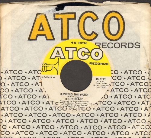 Blues Image - Running The Water/Gas Lamps And Clay (with Atco company sleeve) - NM9/ - 45 rpm Records