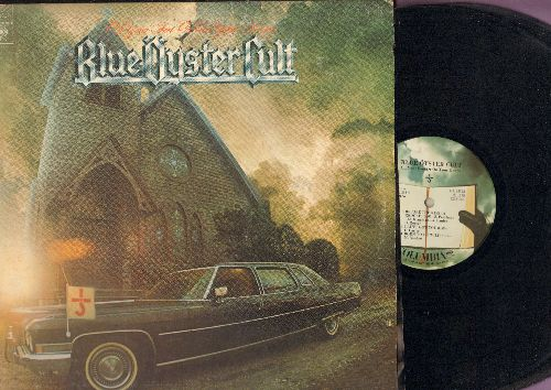 Blue Oyster Cult - On Your Feet Or On Your Knees: The Subhuman, Hot Rails To Hell, The Red & The Black, Buck's Boogie, Born To Be Wild (2 vinyl STEREO LP records, gate-fold cover) - EX8/EX8 - LP Records