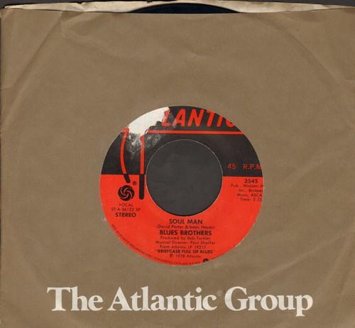 Blues Brothers - Soul Man/Excusez Moi Mon Cherie  - EX8/ - 45 rpm Records