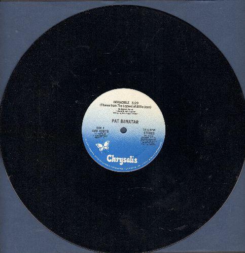 Benatar, Pat - Invincible (Theme From The Legend Of Billie Jean)/Instrumental version (12 inch vinyl Maxi Single) - NM9/ - Maxi Singles