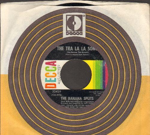 Banana Splits - The Tra La La Song/Toy Piano Melody (with Decca company sleeve)(bb) - EX8/ - 45 rpm Records